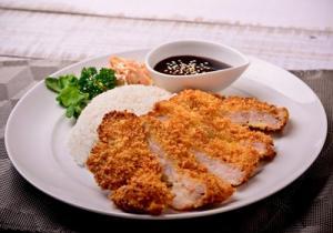 小图 Chicken Katsu